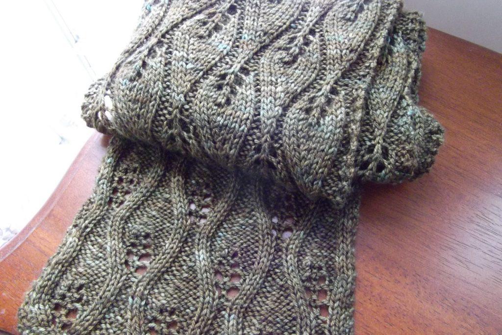 knitting patterns for scarves candle flame scarf free knitting pattern jbavjpo