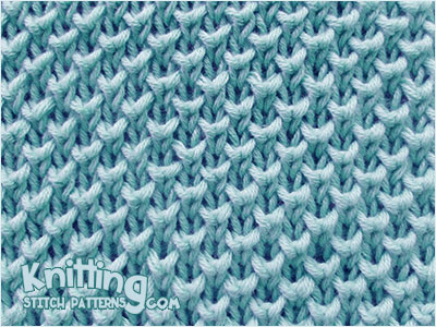 knitting stitches bee stitch - great stitch pattern. looks like the pear brioche knitting. zexweyr
