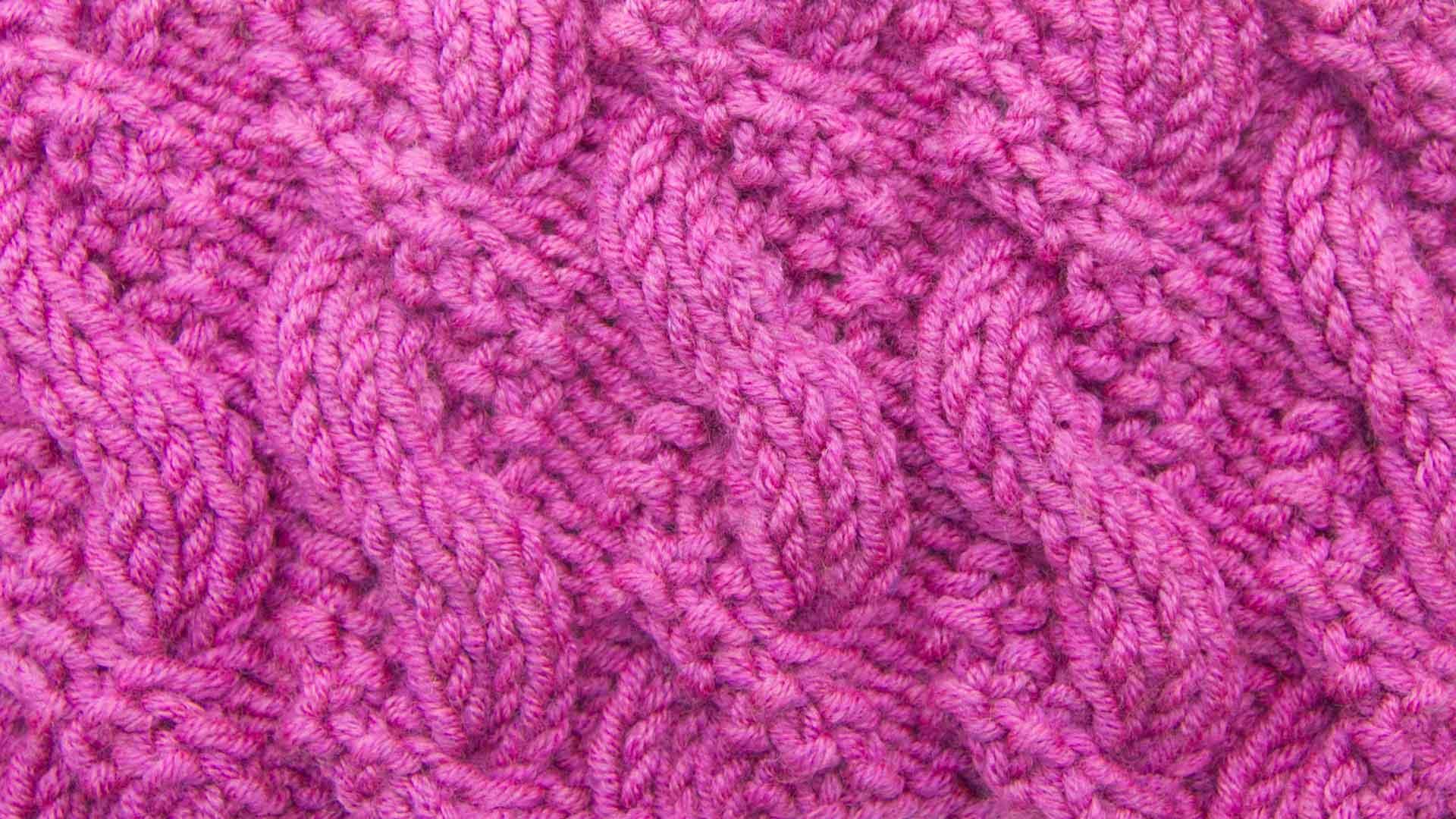knitting stitches the textured cable stitch :: knitting stitch #526 vdjbwmg