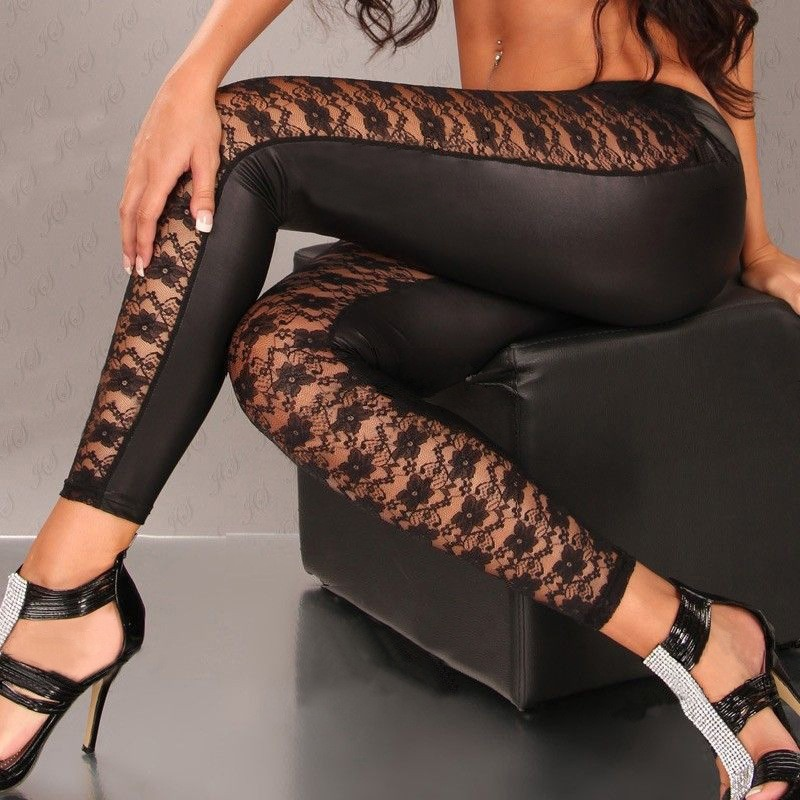 What is the importance of lace leggings for women?