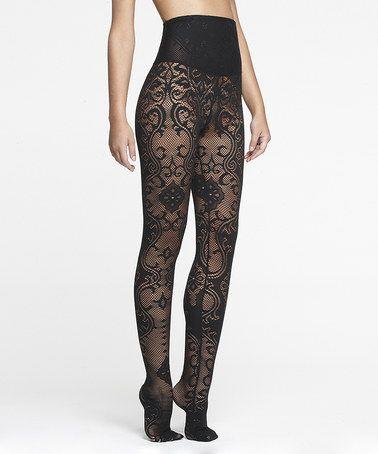 lace leggings for women black lace shaper tights - women by yummie clcjckv