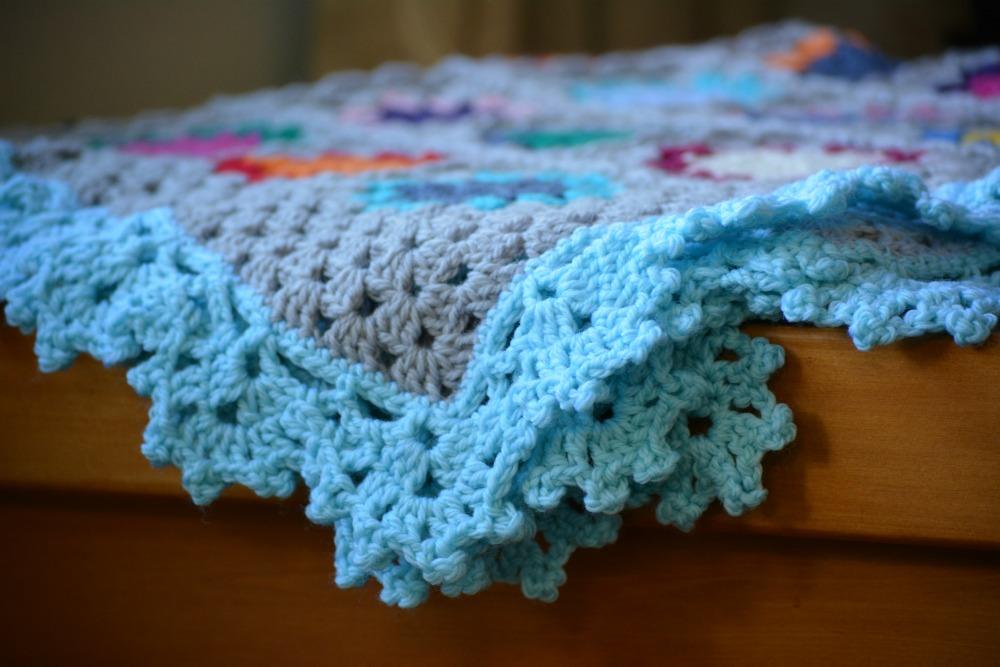 lacy crochet edging fyvrnee