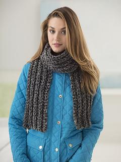 lion brand patterns 1 ball crochet scarf ... zealbik