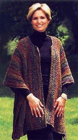 lion brand patterns crochet urban wrap in lion brand homespun - 997 faztvyi