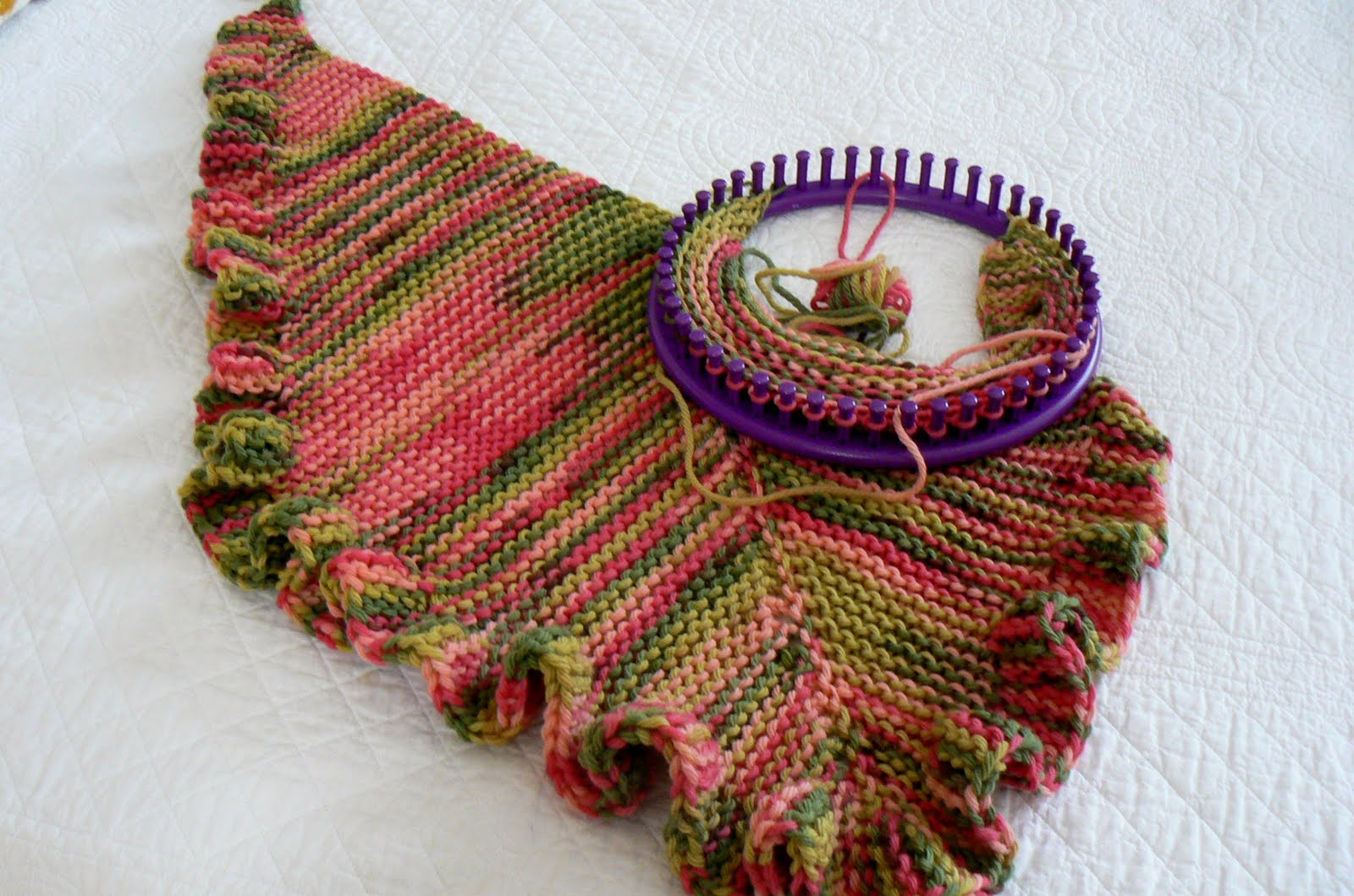 Find The Easy Patterns: Loom Knitting Patterns