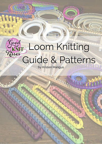 loom knitting patterns patterns u003e loom knitting guide u0026 patterns 2nd edition gyfbsog