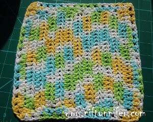 magical healing crochet dishcloth ohwhgvx