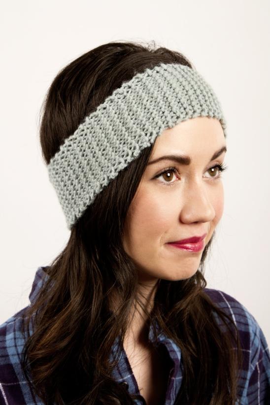newbie knitted headband by kollabora | project | knitting / hats | kollabora bdmezsa