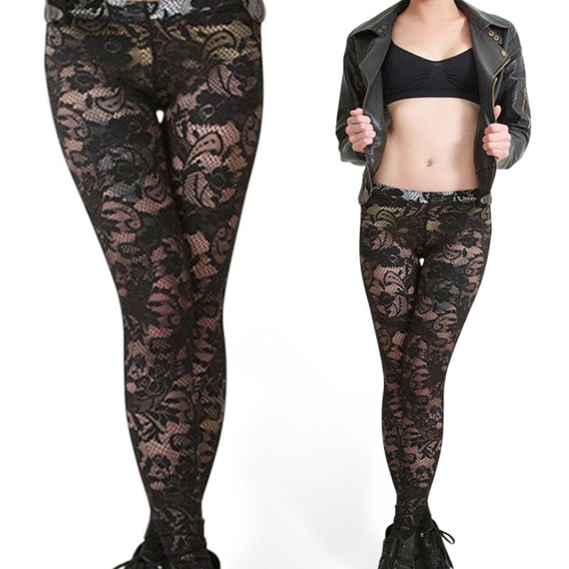 online shop black lace leggings for women calcas femininas 2014 sports leggings aaamjmt
