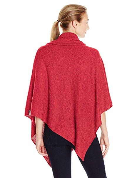 poncho sweater amazon.com: kavu womenu0027s pretty poncho pullover sweater, black, one size:  sports u0026 rezvncr