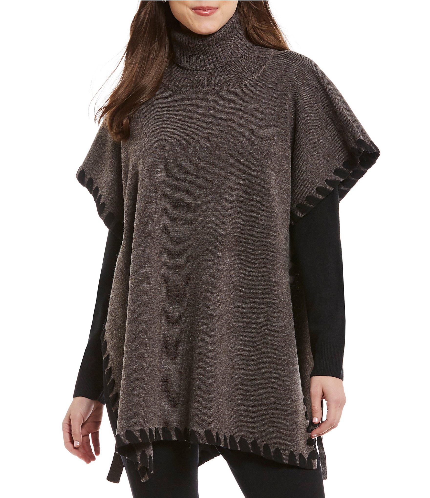 poncho sweater womenu0027s poncho sweaters | dillards ksuvdyj