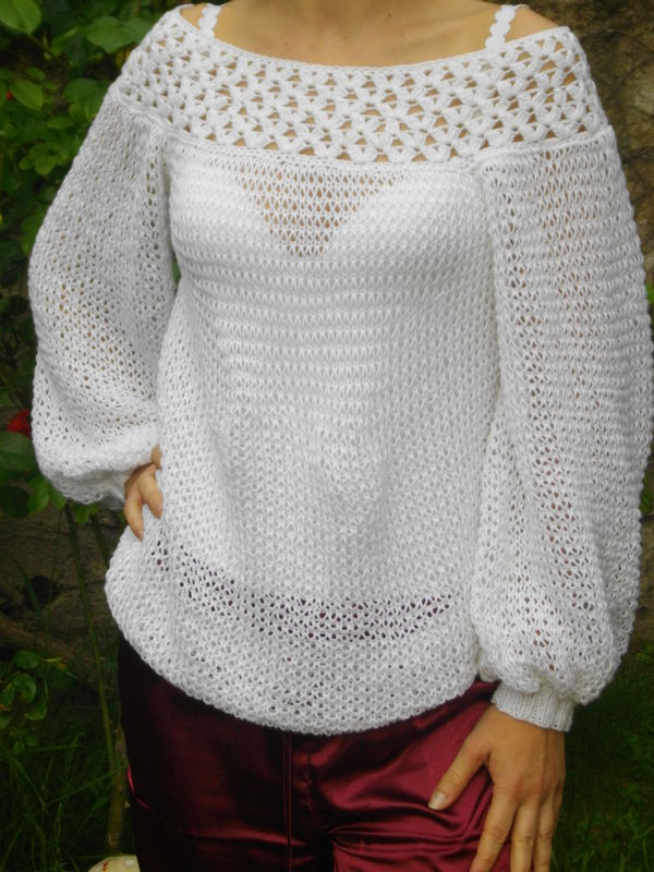 The art of Tricot Crochet