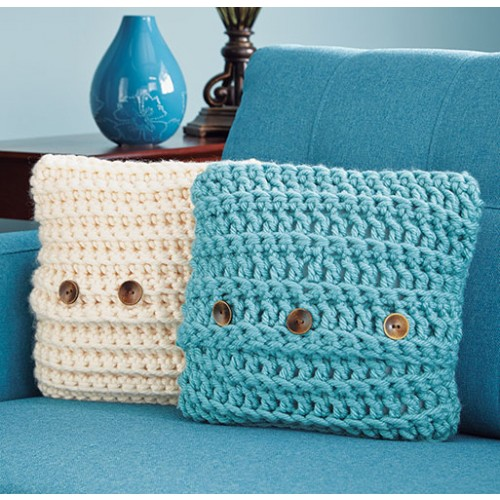 quick crochet pillow cover twtkxfz