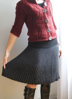 ravelry: bulgarian knitted skirt ブルガリアの手編みスカート pattern by rieko smtxxiq