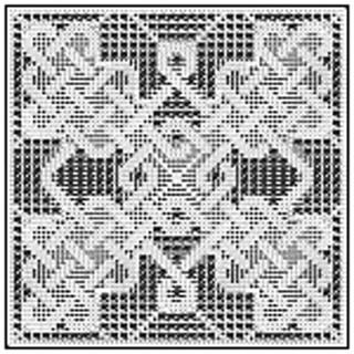 ravelry: celtic square for filet crochet - 009 pattern by devorgillau0027s  knitting edhbfsr