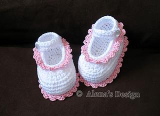ravelry: crochet baby shoes - gloria pattern by alena byers vzlumiq