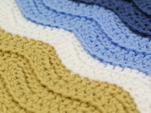 ripple crochet pattern ribbed ripple/turtle beach blanket donationware crochet pattern rzsufgw