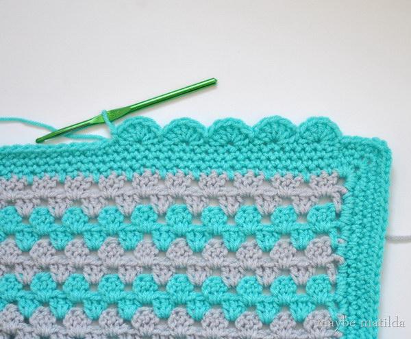 scalloped crochet edging rirywtv pnisvjj