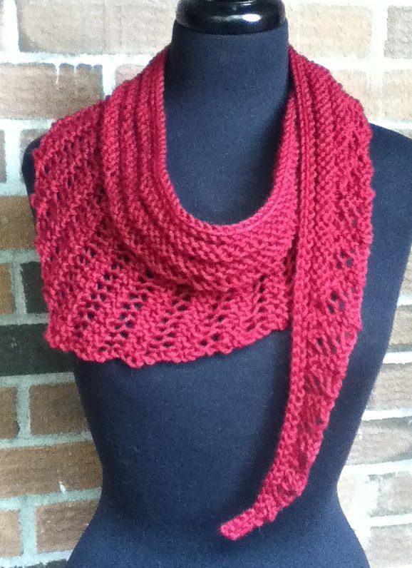 scarf knitting patterns free knitting pattern for gallatin scarf aoasgvu