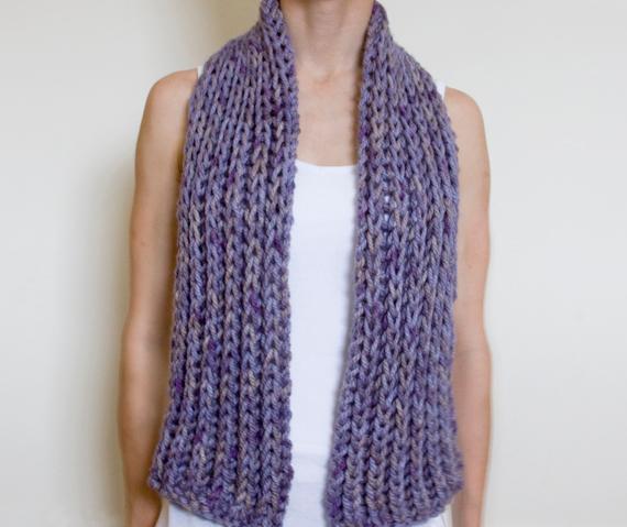Go Online for Crochet Scarf Patterns