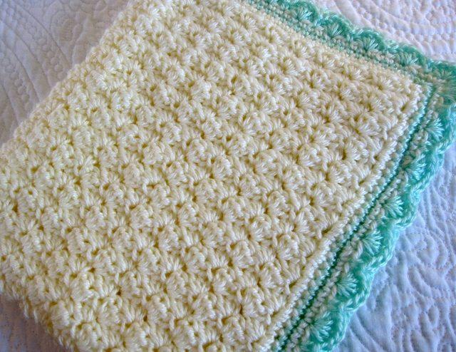 shell stitch crochet baby blanket free pattern izswqav