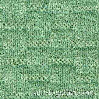 simple knitting patterns strokes pattern qblpzyw