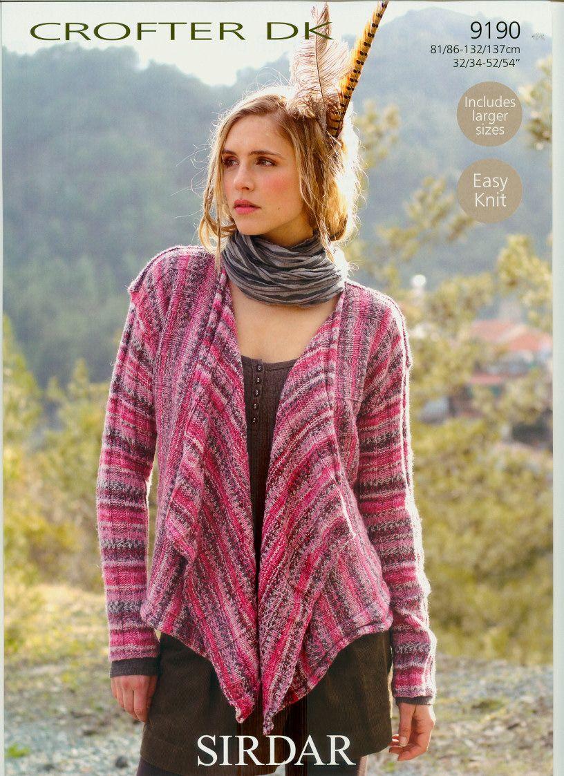 Sirdar Knitting Patterns fashion-sirdar-knitting-patterns-sirdar-knitting-pattern-9190- zfpewun