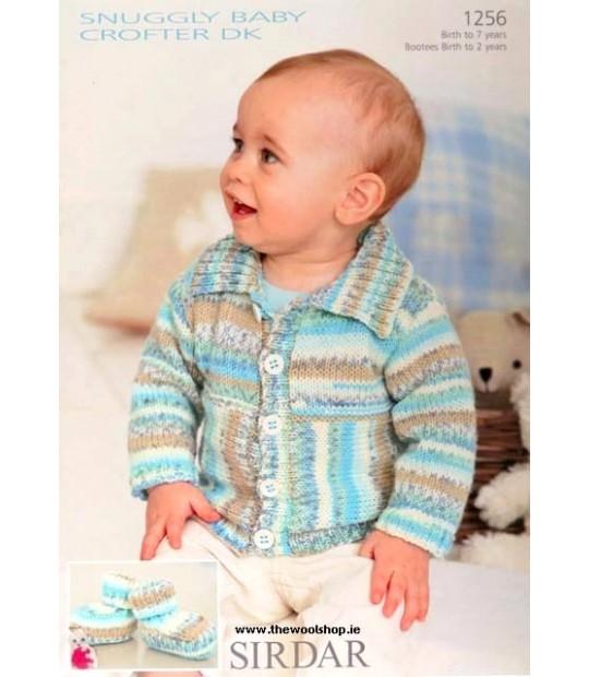 Sirdar Knitting Patterns sirdar snuggly crofter dk pattern 1256 gstqsex