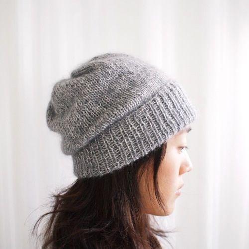 slouchy knit beanie. see more. ravelry: hambou0027s simple pleasures hat rlirfpj