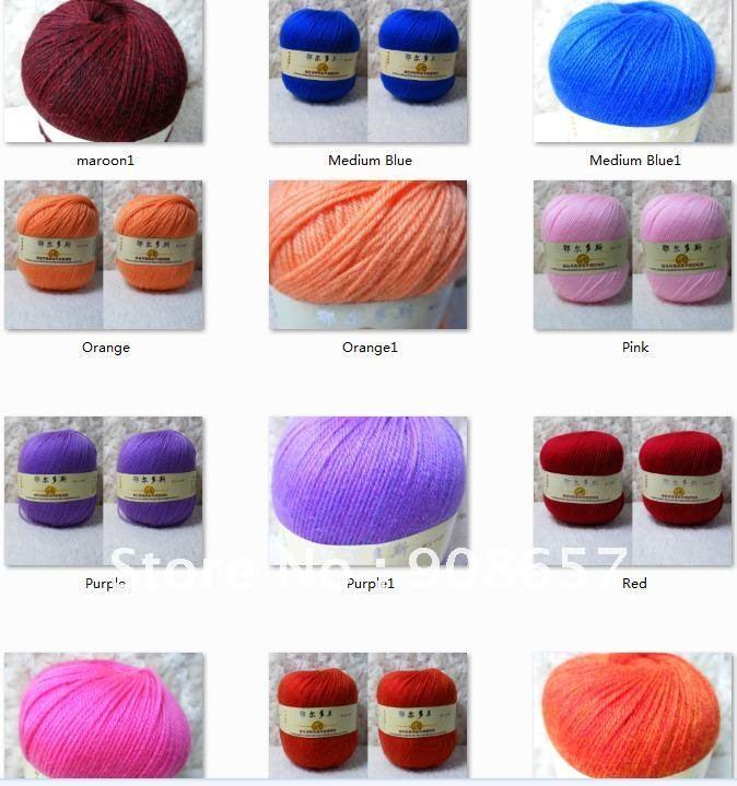 Sport Weight Yarn new 2*100g soft skeins cashmere wool knitting yarn lot dk sport weight 200g vthqsur