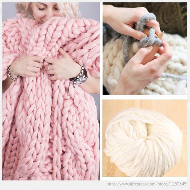 Super Bulky Yarn pinjeas super bulky yarn 250g giant chunky hand spun extreme yarn, super- ebnepvd