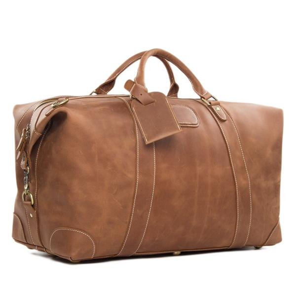 travel bags for men ... genuine leather travel bag men duffle bag large capacity gym bag with axxpbln