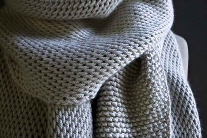 tunisian crochet patterns tunisian crochet scarf   purl soho qvnxomy