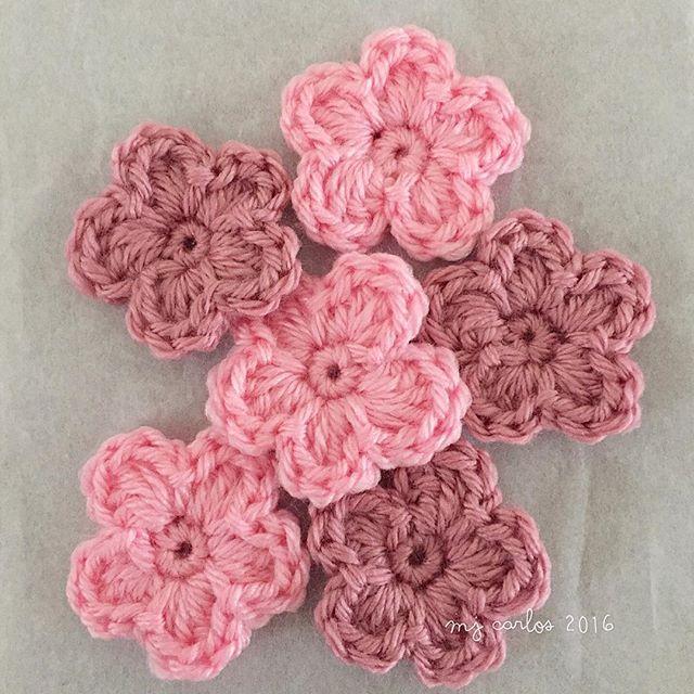 video crochet flowers ysznxue