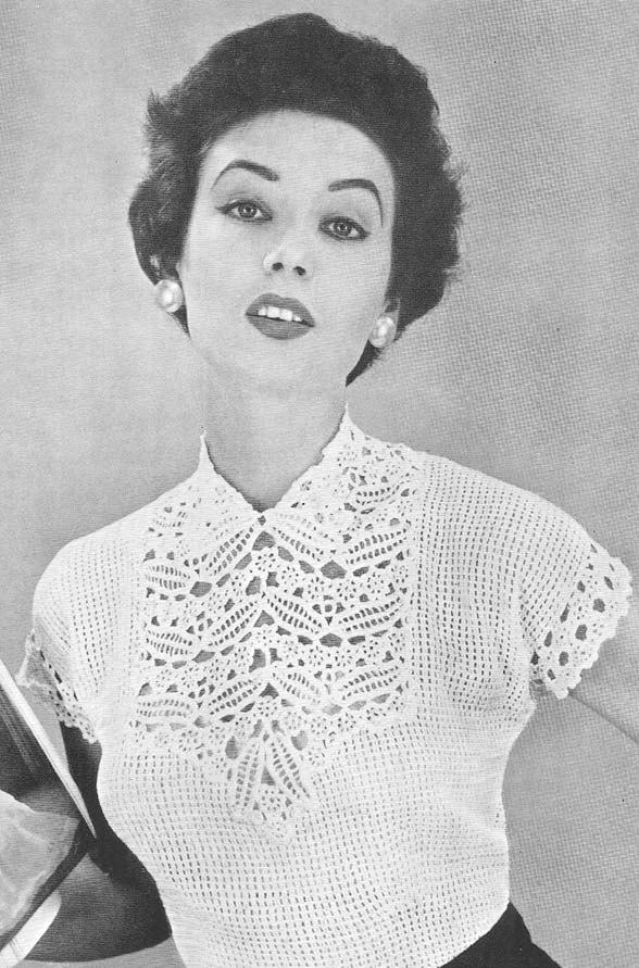 vintage crochet patterns - 1 wzeuqpm