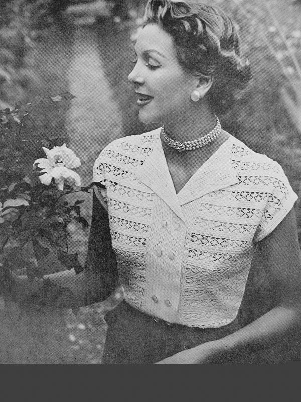 The Timeless Vintage Crochet Patterns
