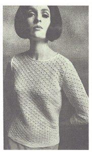 vintage knitting patterns 1964 vintage knitting pattern (v55) by vogue moaibwb