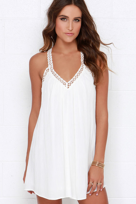 white crochet dress iu0027m impressed ivory crochet dress 1 pvlfqzy