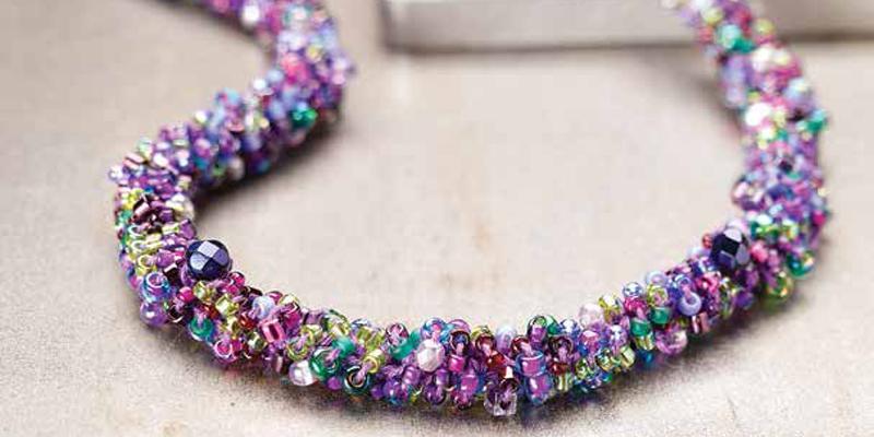 wire u0026 bead crochet jewelry patterns: free crochet necklace, bracelet, and  earrings lykcwkz