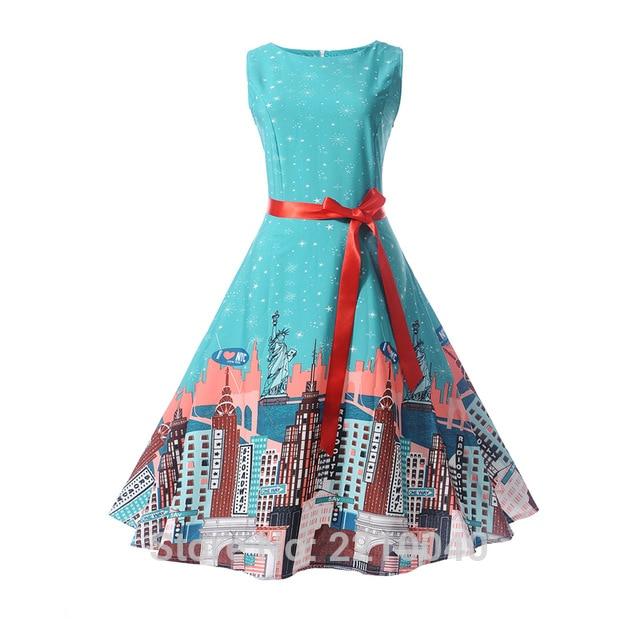 teenage girl dresses Audrey hepburn 1950s Retro style dress Vintage
