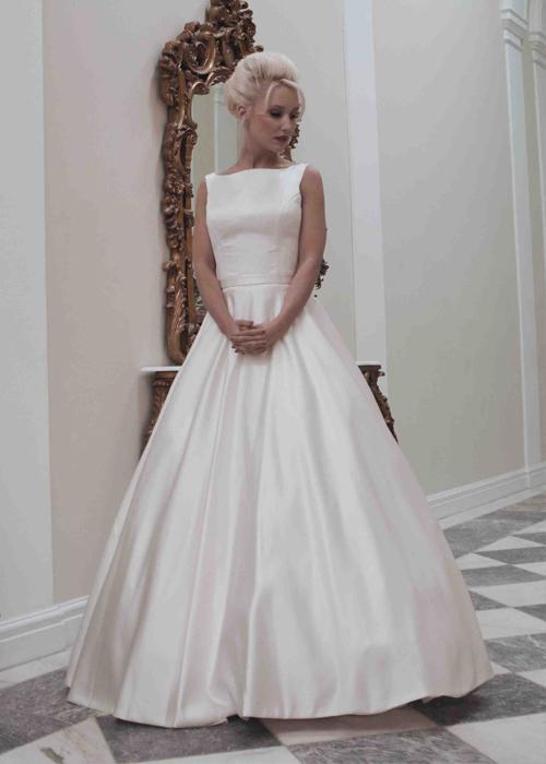 UNWORN, BRAND NEW House of Mooshki Rose Wedding Dress For