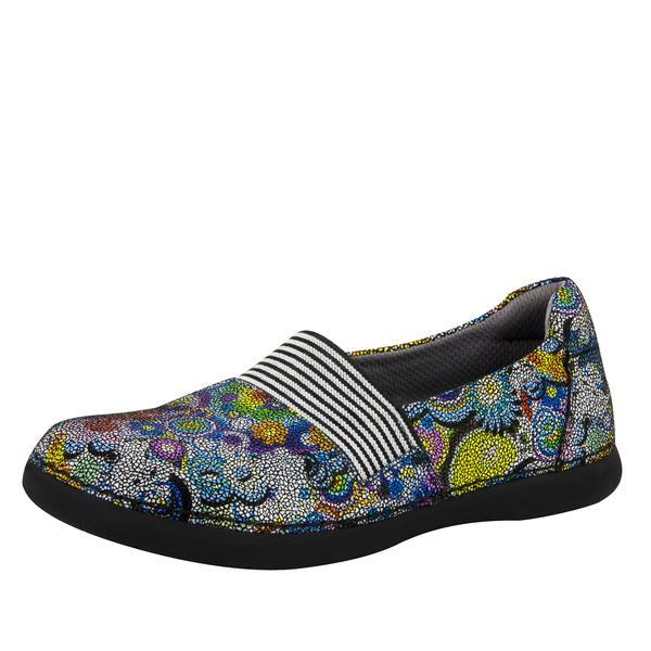 Glee Hippie Chic Dottie Flat - Alegria Shoes