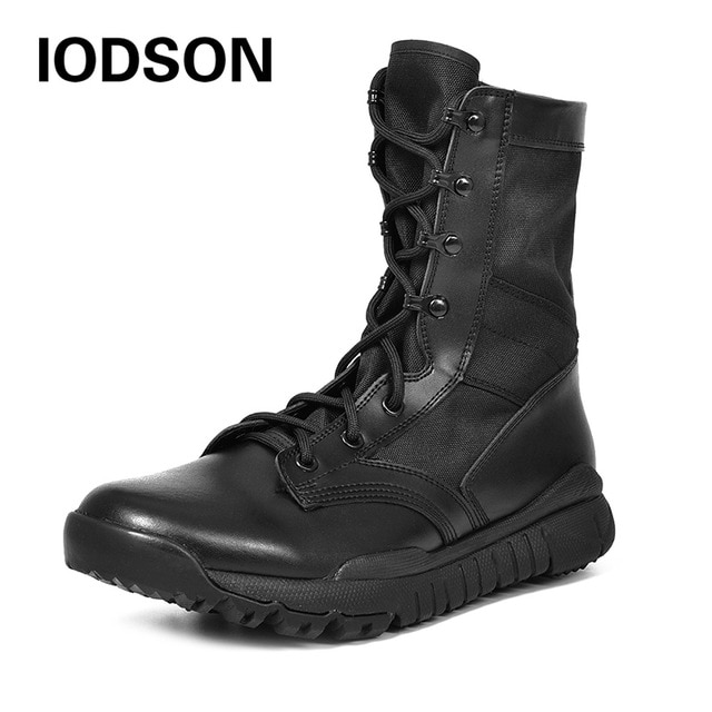 Autumn Outdoor Army Boots Men's Special Force Military Tactical