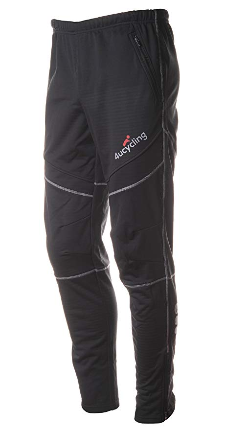 Amazon.com : 4ucycling Windproof Athletic Pants for Outdoor and
