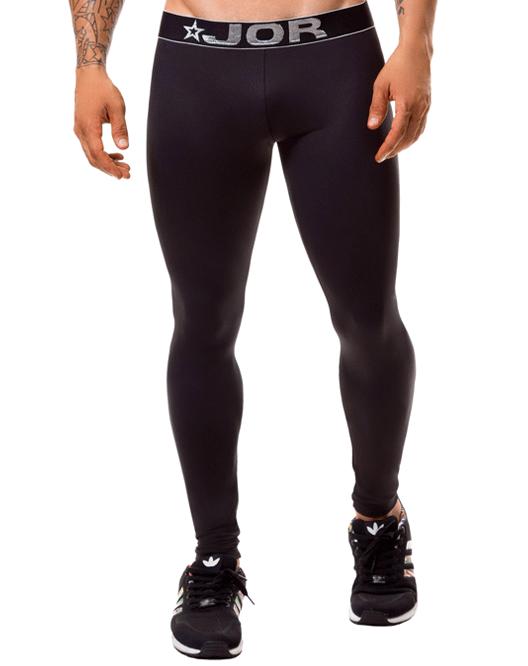 Jor 0375 Fitness Athletic Pants Black u2013 Steveneven.com - Men's