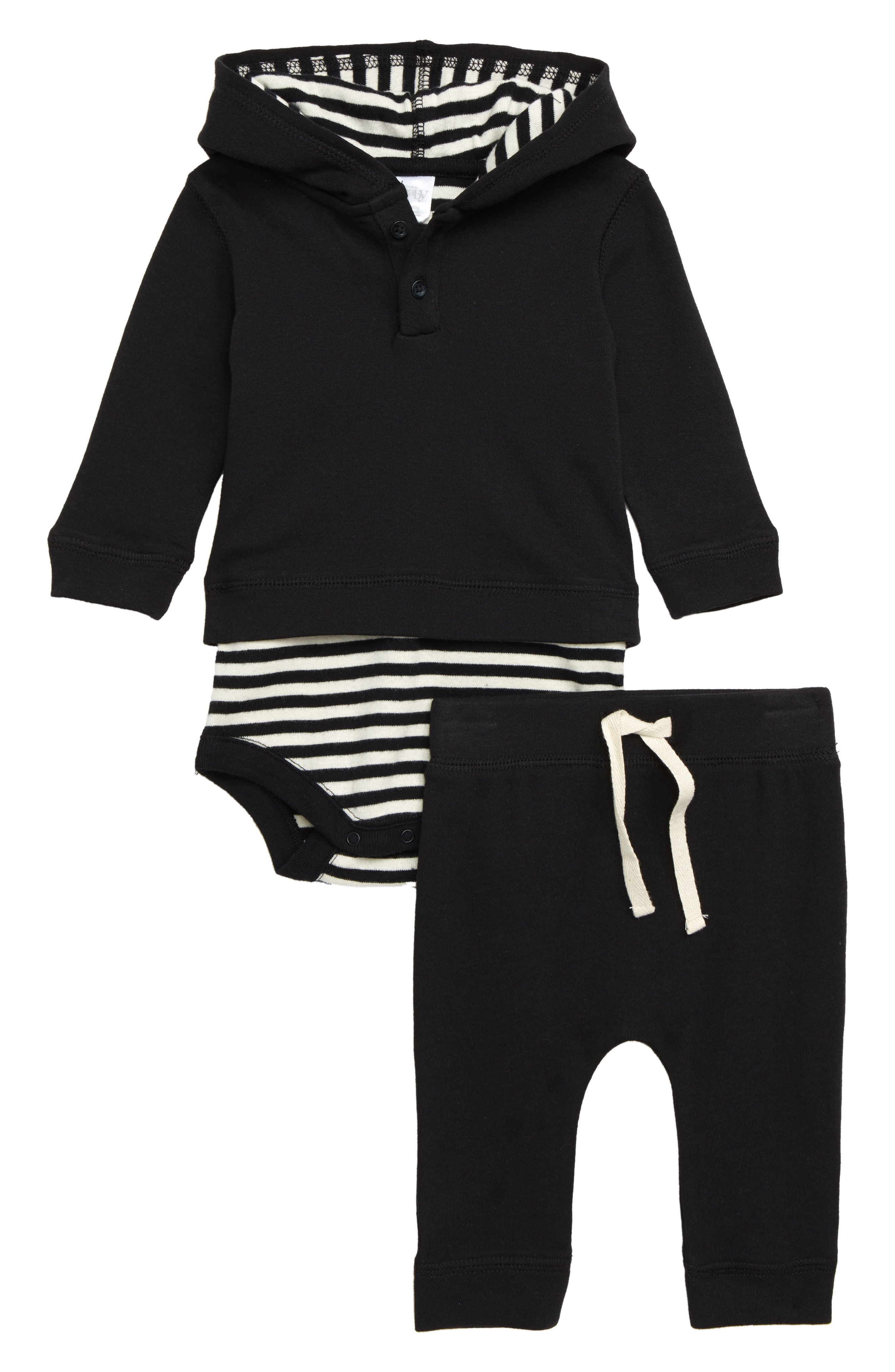 Baby Boy Rompers & One-Pieces: Woven, Thermal & Cotton | Nordstrom