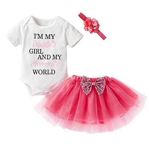 Amazon.com: eZEO_Baby Outfits Clearance eZEO Newborn Baby Girl