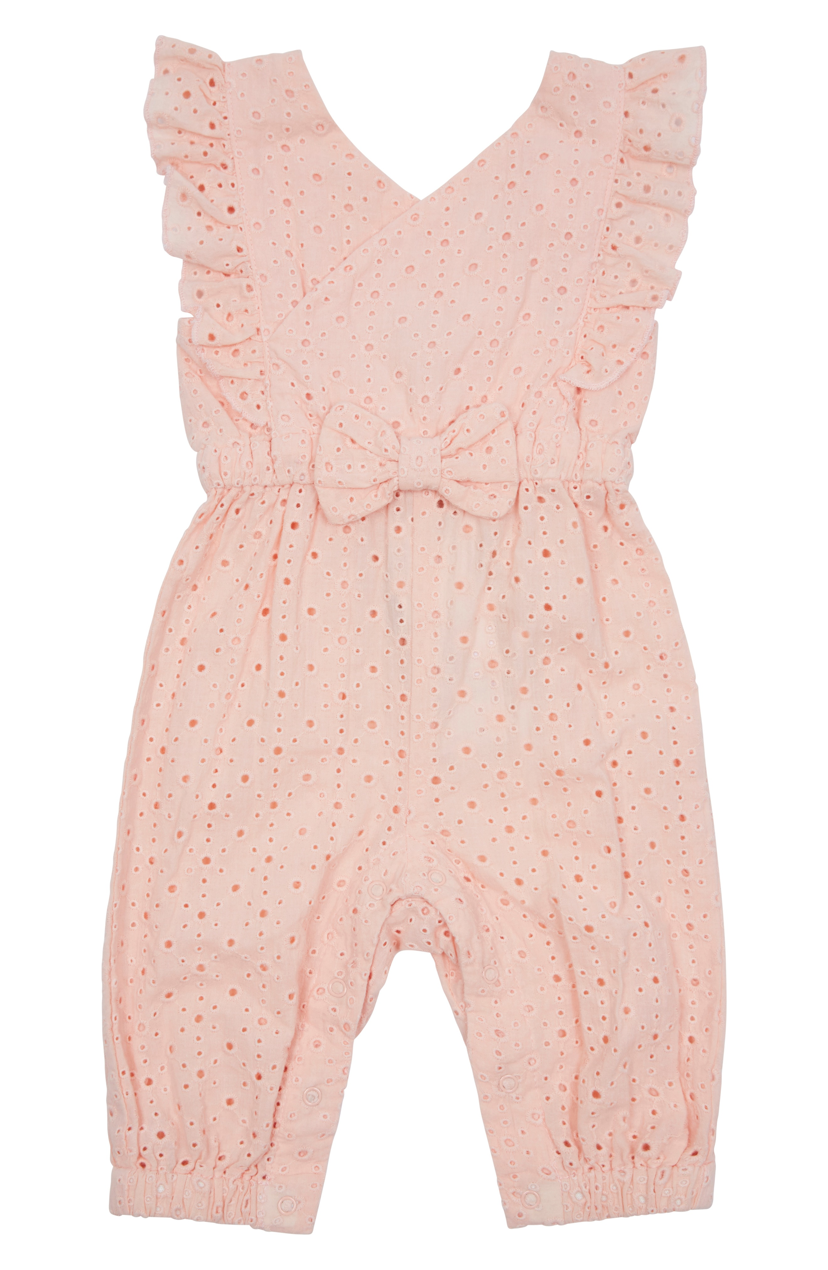 Baby Girl Rompers & One-Pieces: Ruffle, Woven & Print | Nordstrom