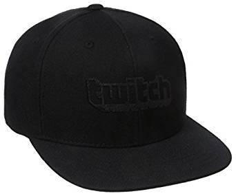 Amazon.com: Twitch Logo Baseball Cap: Clothing