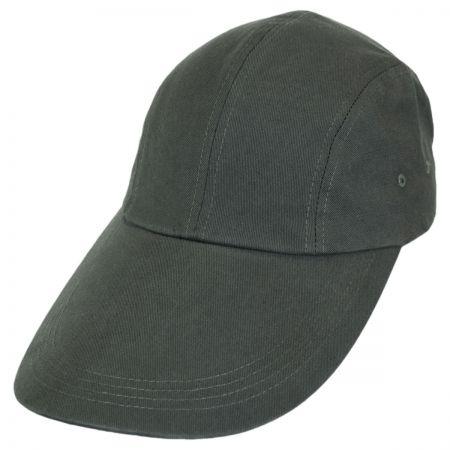 Green Baseball Hats at Village Hat Shop